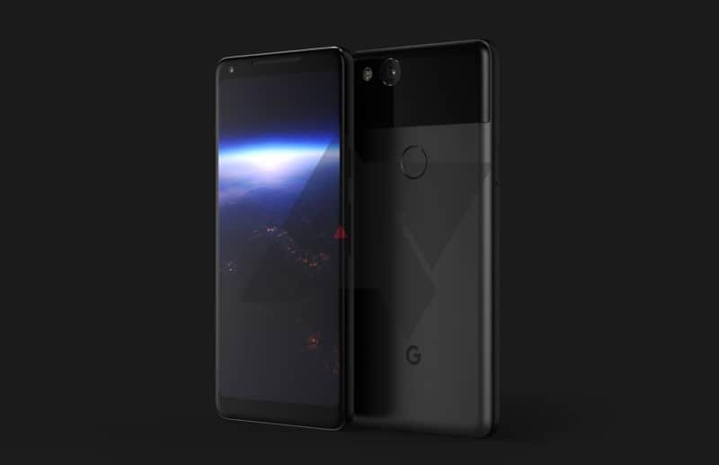 Google Pixel 2 rumores