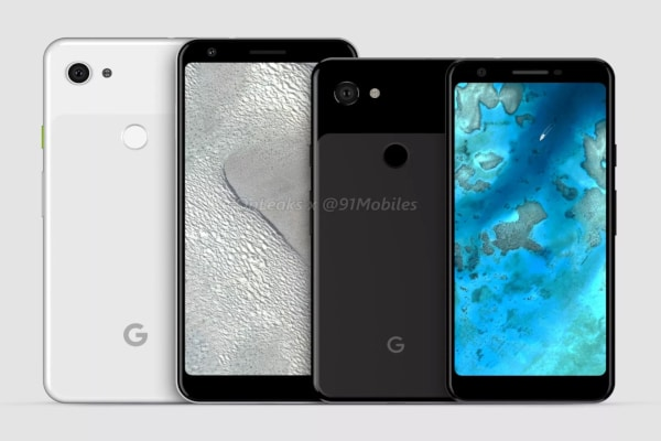 Google Pixel 3a y Google Pixel 3a XL