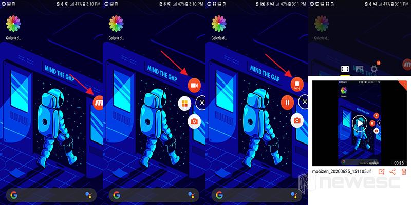 App mobizen