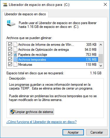 Guia definitiva de como acelerar y optimizar windows 10 - 12