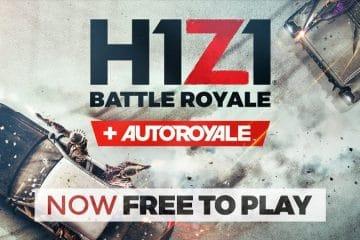 H1Z1 es ahora gratuito