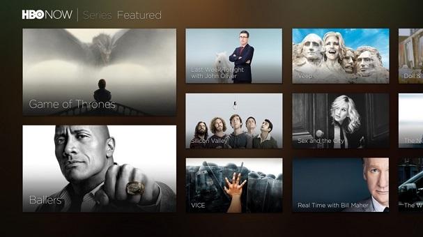 HBO Now Inicio