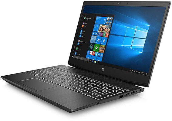 HP Pavilion 15-cx0054ns portátil gamer