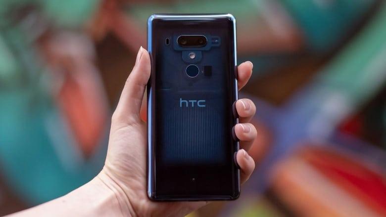 HTC U12 Pro transparente