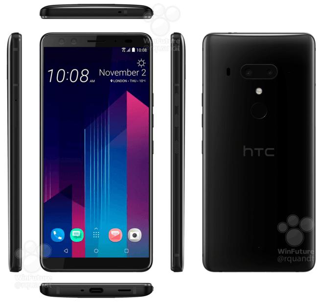 HTC U12 fotos filtradas