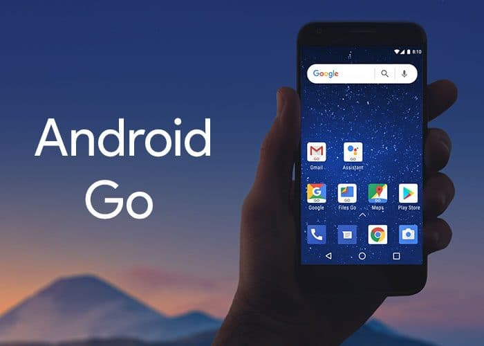 HUAWEI Y 2018 Android-Go
