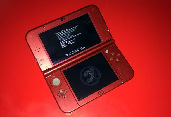 Hackear Nintendo 3DS