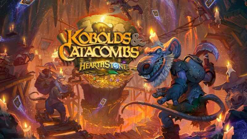 Hearthstone Kobolds Catacombs