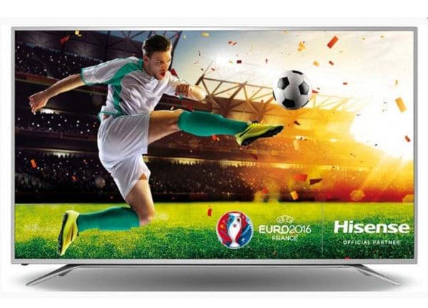 HisenseH49M3000 televisores 4K baratos