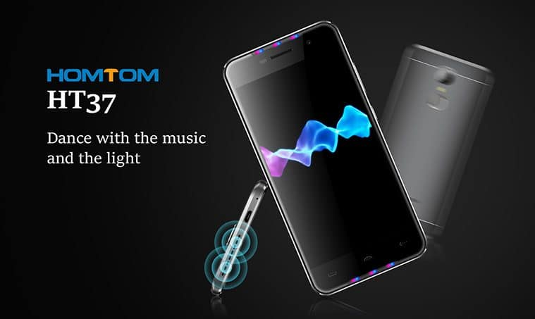 HomTom HT37 Wallpaper