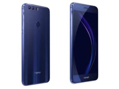 Honor 8 azul
