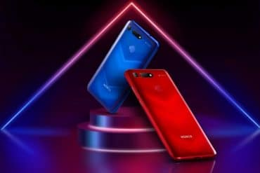 Honor V20 colores