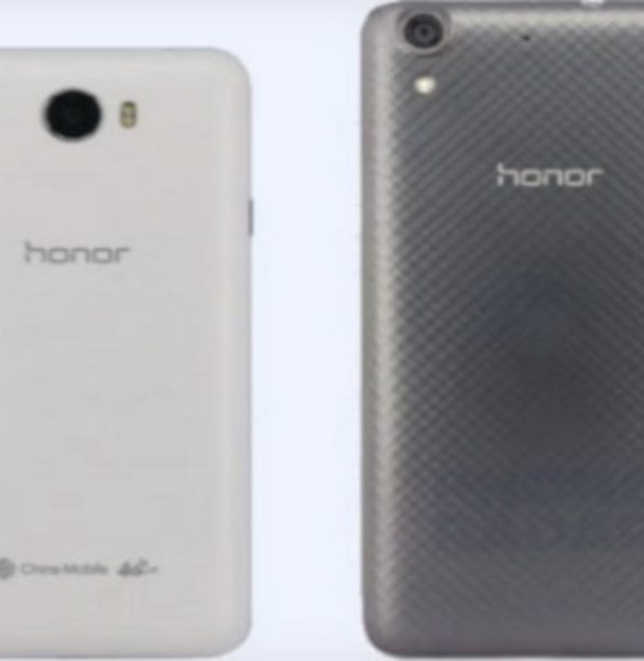Honor 5A y 5A Plus