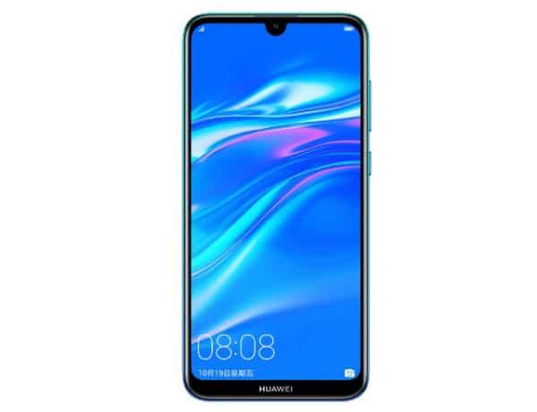 Huawei Enjoy 9 frontal