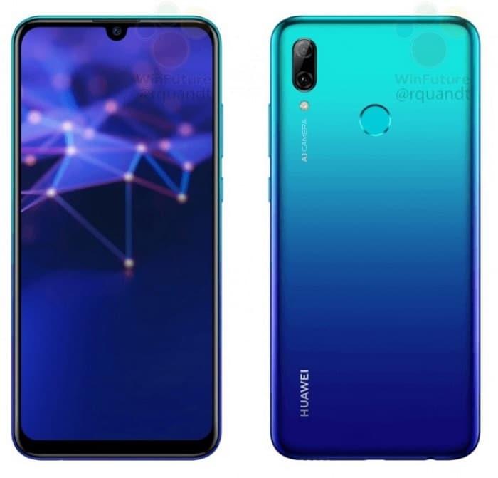 Huawei P Smart 2019 Azul