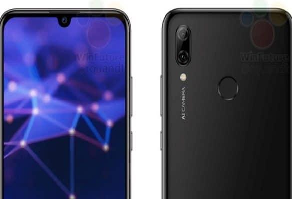 Huawei P Smart 2019 Negro
