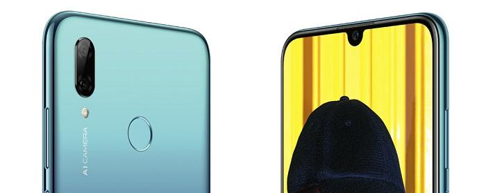 Huawei P Smart 2019 cámaras