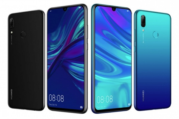 Huawei P Smart 2019 colores