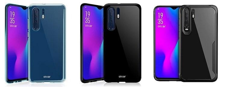 Huawei P30 Pro fundas filtradas