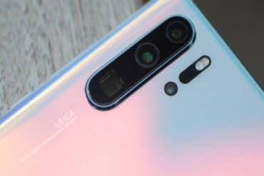Huawei P30 no tiene grabacion 4K a 60 FPS