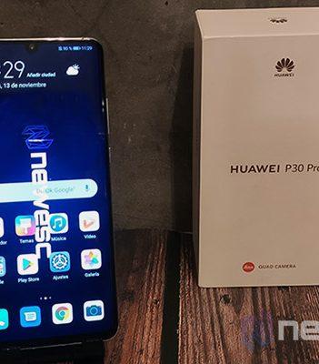 Huawei P30PRO Cabecera
