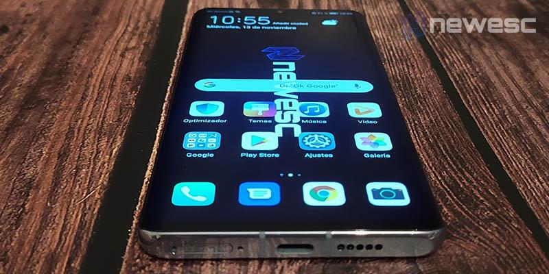 Huawei P30PRO Inferior