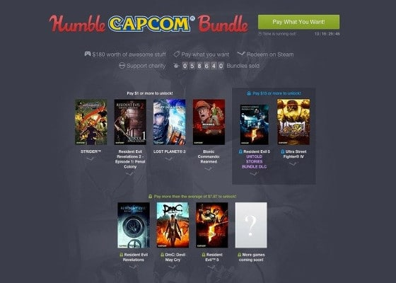 Juegos gratis Humble Bundle