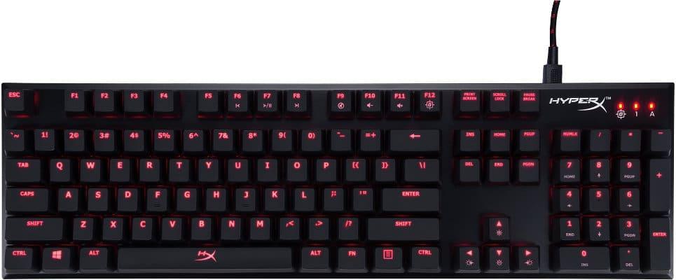 HyperX Alloy FPS teclado mecánico