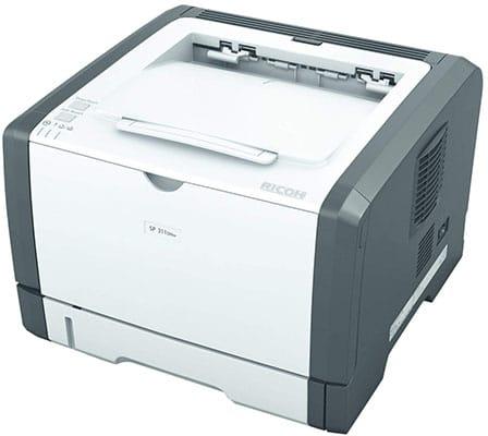 Impresora Láser Ricoh Aficio SP311DNW