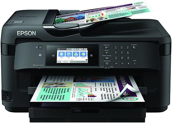 Impresora barata Epson WorkForce WF-7715DWF