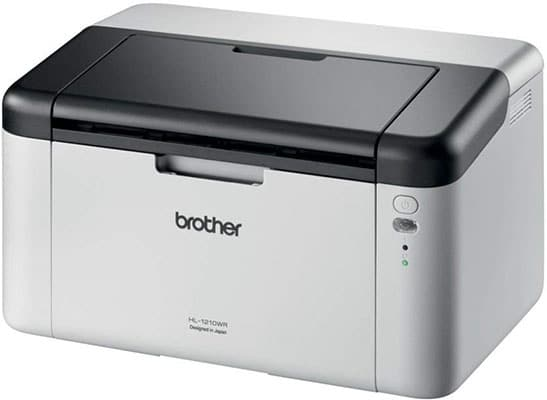 Impresora láser Brother HL-1210W
