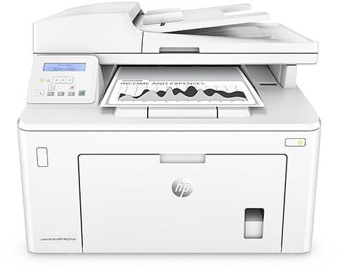 Impresora láser HP LaserJet Pro M227sdn