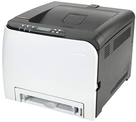 Impresora láser Ricoh SP C252DN