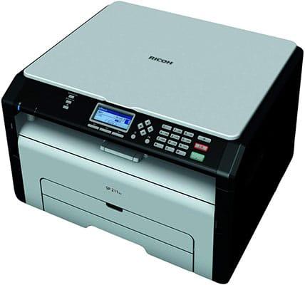 Impresora láser Ricoh SP211SU