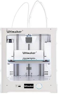 Impresoras 3D Ultimaker 3 Extended