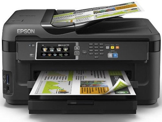 Impresoras-Multifunción-Epson-WorkForce-WF-7610DWF