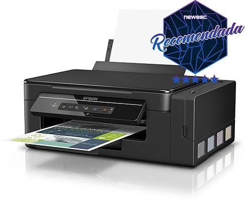 Impresoras barata Epson EcoTank ET-2600