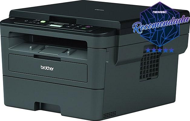 Impresoras baratas Brother DCPL2530DW