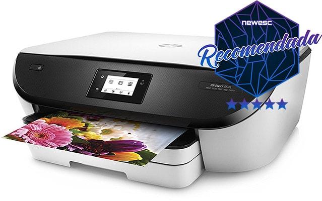 Impresoras baratas HP Envy 5541