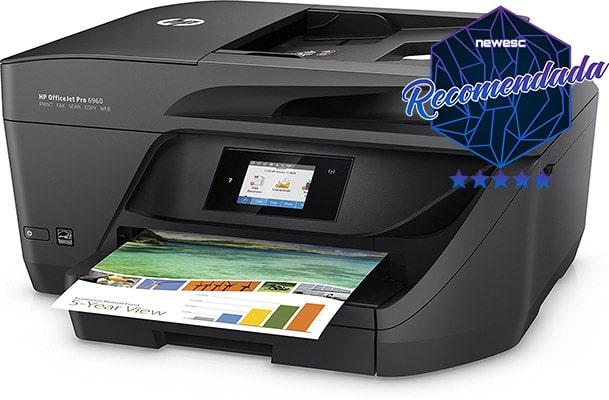 Impresoras baratas HP Officejet Pro 6960