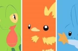 Iniciales 3Gen Pokemon