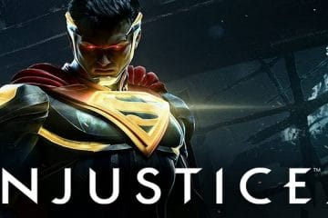 Injustice 2 Portada