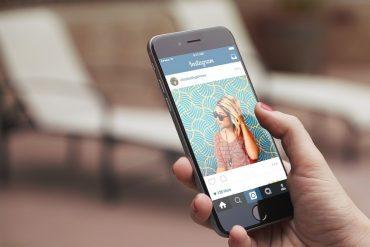Instagram back up