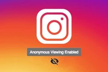 Instagram historias anonimamente