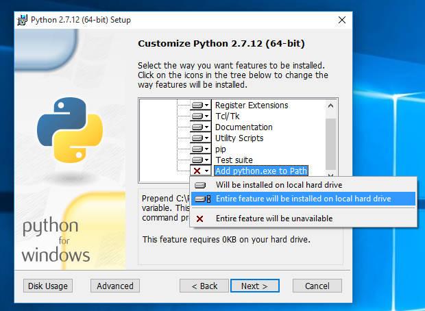 Instalar Python Ordenador