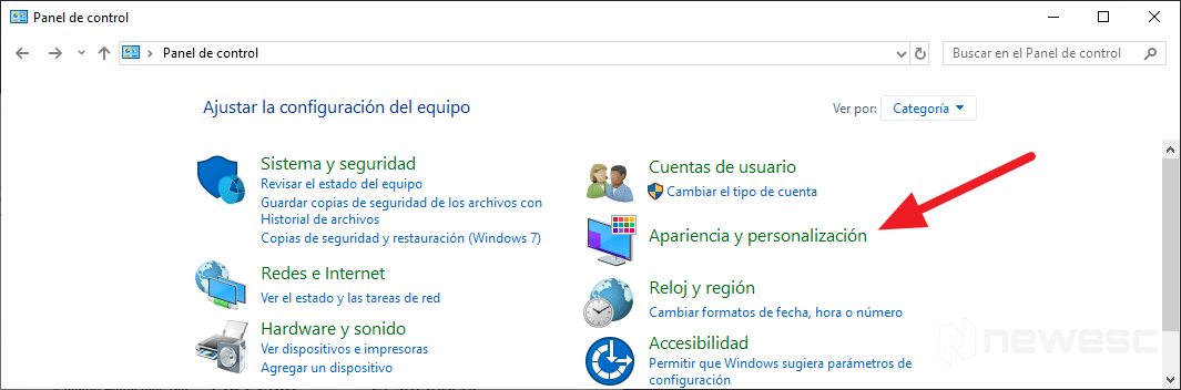 Instalar fuentes en Windows 10 - Arrastrar y soltar 1