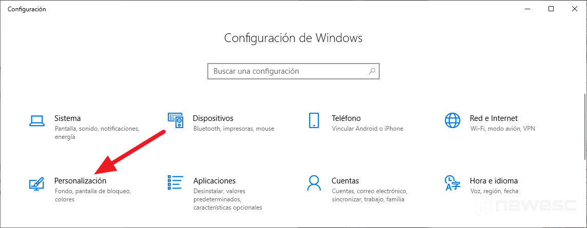 Instalar fuentes en Windows 10 - manera oficial 1