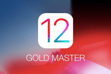 Instalar iOS 12 Gold Master