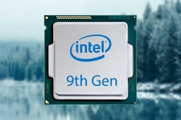 Intel Core Whiskey Lake portada