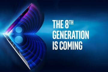 Intel coffee lake nueva generacion